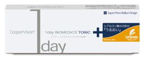 1day Biomedics TORIC_B